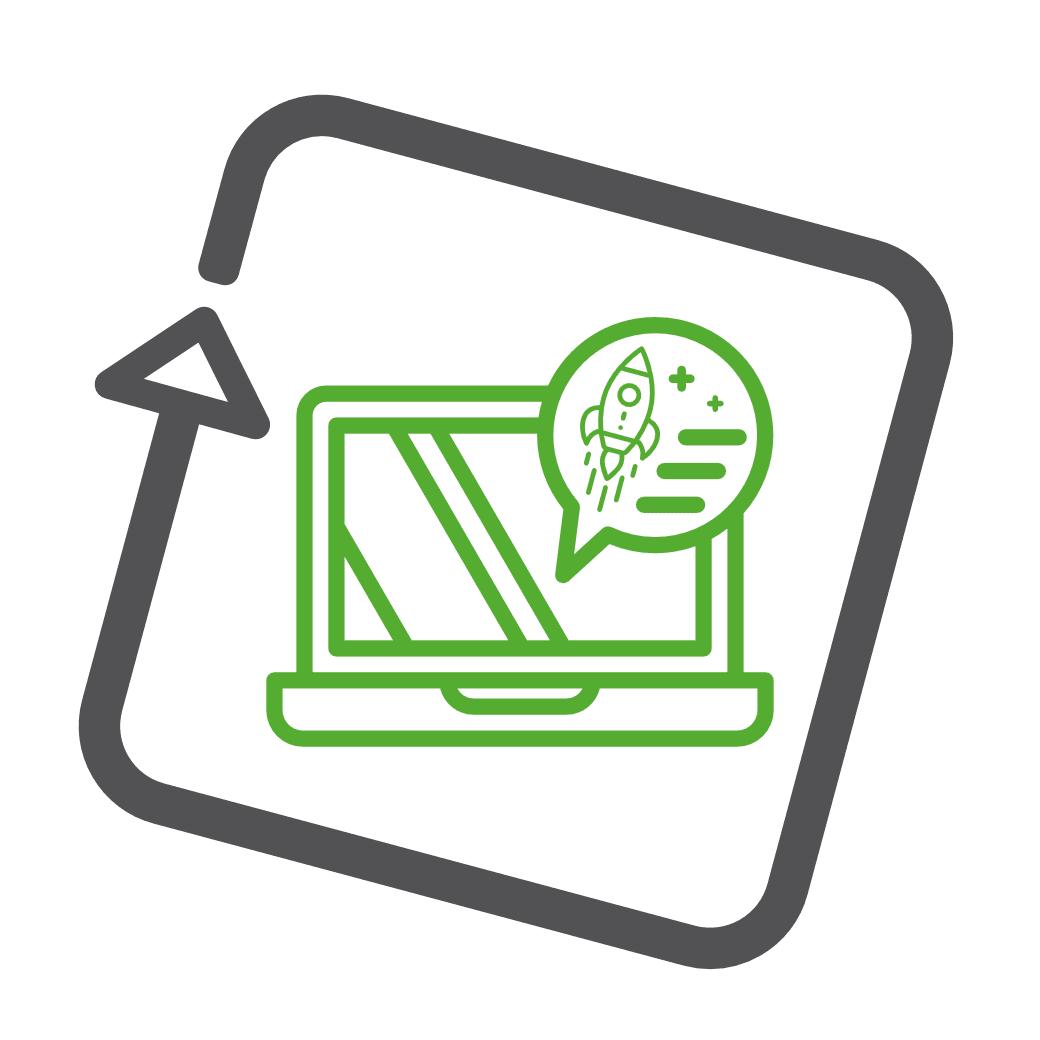 AKTIONSfelder web for startups